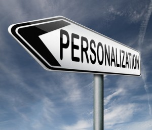 Personalizing Website Content