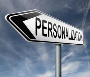 Personalizing Website Content